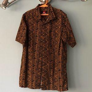 Quiksilver Button Down Shirt